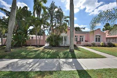 Single Family Home For Sale: 1454 Cordova Ave