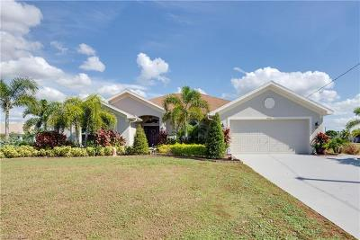 Cape Coral Single Family Home For Sale: 1605 NW 43rd Ave