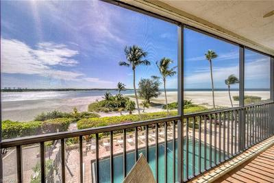 Fort Myers Beach Condo/Townhouse For Sale: 8400 Estero Blvd #203
