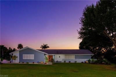 Fort Myers Single Family Home For Sale: 28 Georgetown