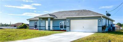 Lehigh Acres Single Family Home For Sale: 2043 Churchill Ave