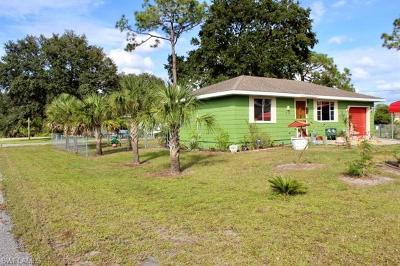 Lehigh Acres Single Family Home For Sale: 3122 47th St SW