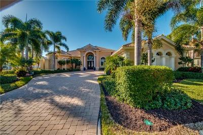 Cape Coral Single Family Home For Sale: 5995 Tarpon Estates Blvd