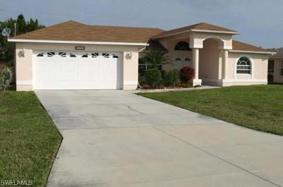 Cape Coral Single Family Home For Sale: 1131 SW 47th St