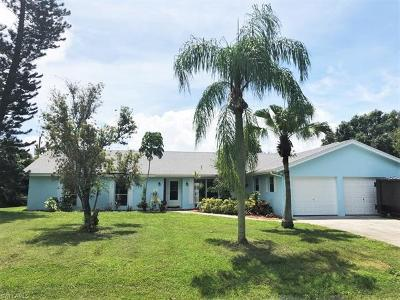 Fort Myers Single Family Home For Sale: 148 Charles St