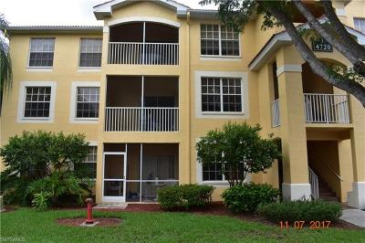 Naples Condo/Townhouse For Sale: 4720 Saint Croix Ln #128