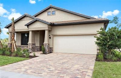 Naples Single Family Home For Sale: 9359 Whooping Crane Way