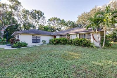 Fort Myers Single Family Home For Sale: 6233 Scott Ln