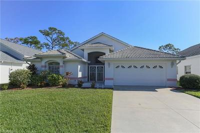 North Fort Myers Single Family Home For Sale: 17570 Coconut Palm Ct
