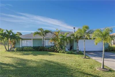 Cape Coral Single Family Home For Sale: 430 NW 5th St