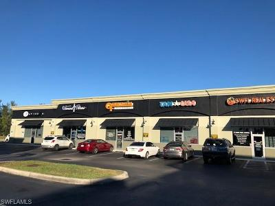 Cape Coral Commercial For Sale: 2517 Santa Barbara Blvd #1-9