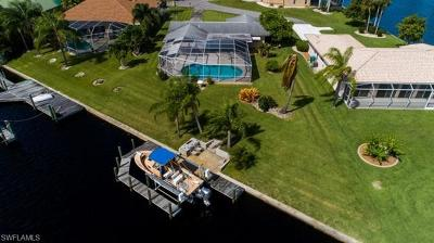 Cape Coral Single Family Home For Sale: 1741 SE 44th Ter