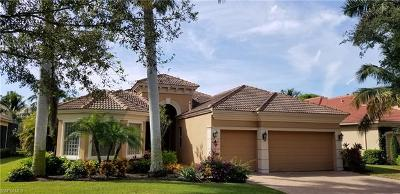 Estero Single Family Home For Sale: 19920 Chapel Trace