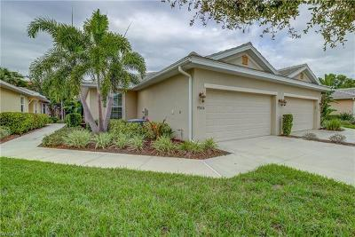 Fort Myers Condo/Townhouse For Sale: 9908 Periwinkle Preserve Ln
