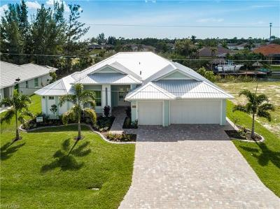 Cape Coral Single Family Home For Sale: 1804 SW 30th Ter