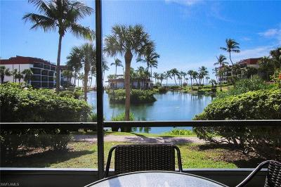 Sanibel Condo/Townhouse For Sale: 2445 W Gulf Dr #C-4