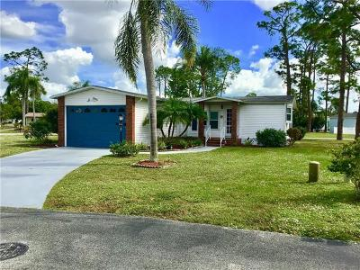 North Fort Myers Single Family Home For Sale: 19801 Eagle Trace Ct