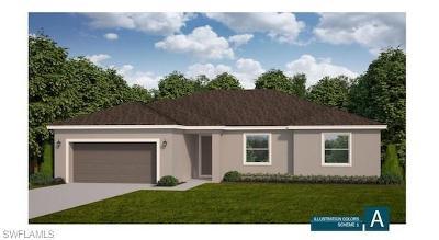 Cape Coral Single Family Home For Sale: 1528 NE 36th Ln