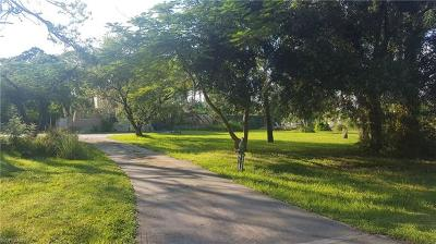 North Fort Myers Single Family Home For Sale: 1257 Hall Rd