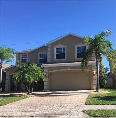 Lehigh Acres Single Family Home For Sale: 8234 Silver Birch Way