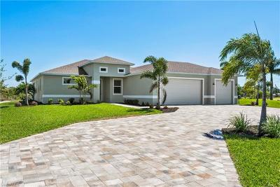 Cape Coral Single Family Home For Sale: 3109 SW 22nd Pl