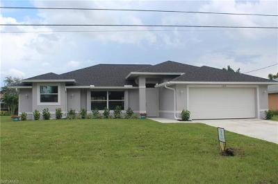 Cape Coral Single Family Home For Sale: 1313 SE 14th St