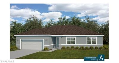 Cape Coral Single Family Home For Sale: 1513 NE 35th Ter