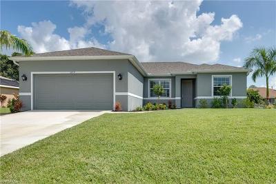Cape Coral Single Family Home For Sale: 1524 NE 35th Ter