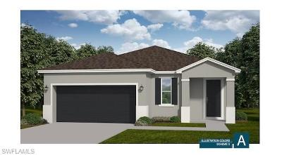 Cape Coral Single Family Home For Sale: 1524 NE 34th Ln