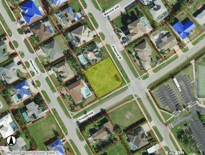 Marco Island Residential Lots & Land For Sale: 154 Kirkwood St