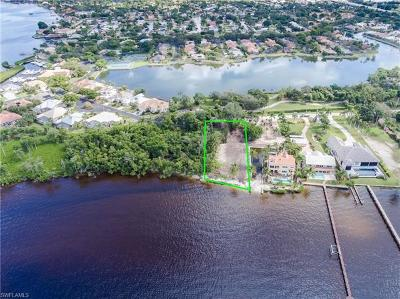 Fort Myers Residential Lots & Land For Sale: 12466 Riverside Dr