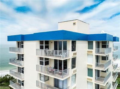 Fort Myers Beach Condo/Townhouse For Sale: 7360 Estero Blvd #PH2