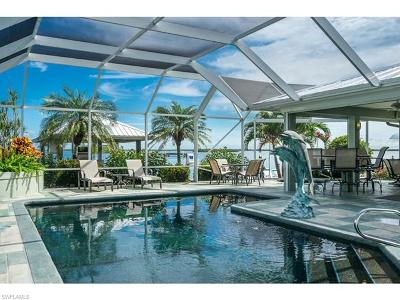 Fort Myers Beach FL Single Family Home For Sale: $1,590,000