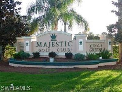 Lehigh Acres Condo/Townhouse For Sale: 19977 Lake Vista Cir #17B