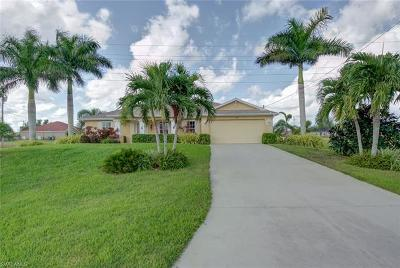 Cape Coral Single Family Home For Sale: 110 SW 24th Ave