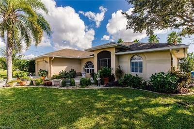 Cape Coral Single Family Home For Sale: 3012 Diplomat