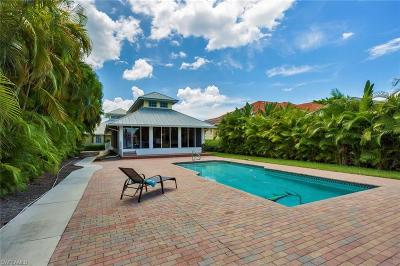 Collier County, Lee County, Charlotte County, Sarasota County, Manatee County Single Family Home For Sale: 14241 Bay Dr