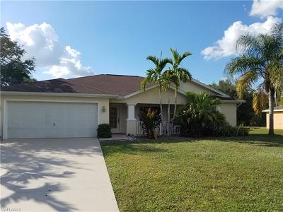 Lehigh Acres Single Family Home For Sale: 331 Parkdale Blvd