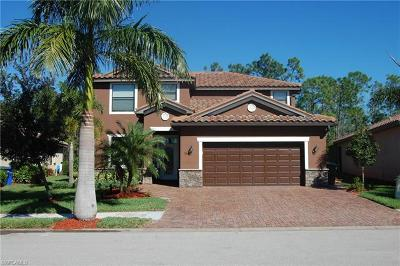 Fort Myers Single Family Home For Sale: 9384 River Otter Dr