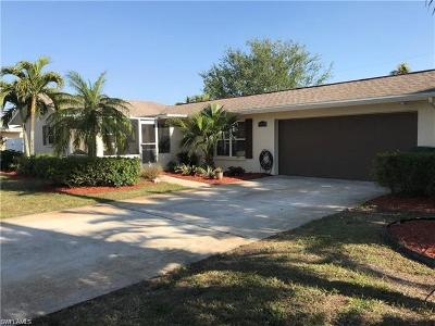 Fort Myers Single Family Home For Sale: 1020 El Mar Ave