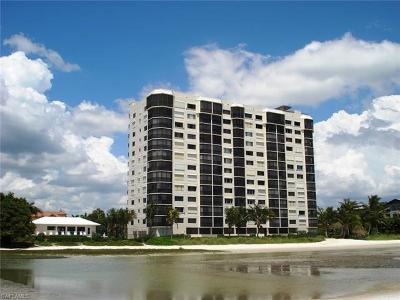 Fort Myers Beach Condo/Townhouse For Sale: 7500 Estero Blvd #206