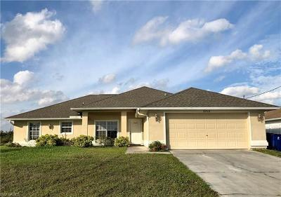 Lehigh Acres Single Family Home For Sale: 2710 27th St SW