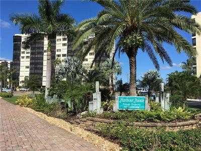 Fort Myers Beach Condo/Townhouse For Sale: 4263 Bay Beach Ln #416
