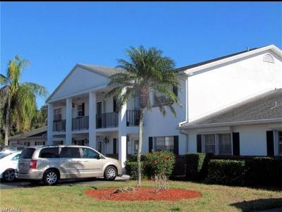 Fort Myers Condo/Townhouse For Sale: 6771 Panther Ln #6
