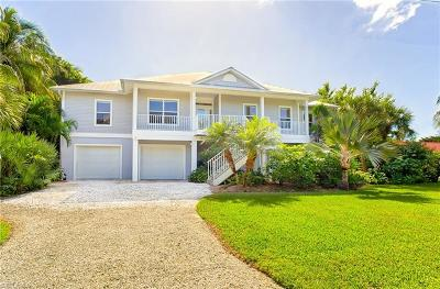 Sanibel Single Family Home For Sale: 5250 Caloosa End Ln