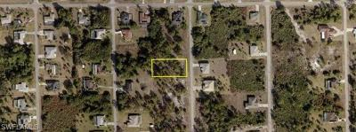 Lehigh Acres Residential Lots & Land For Sale: 517 Canton Ave
