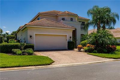 Miromar Lakes Single Family Home For Sale: 9968 St Moritz Dr