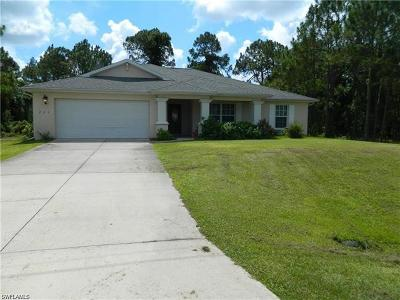 Lehigh Acres Single Family Home For Sale: 711 Fullerton Ave S