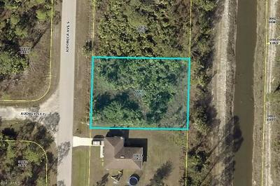 Lehigh Acres Residential Lots & Land For Sale: 1063 Joponica Ave S