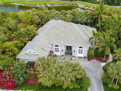 Sanibel Single Family Home For Sale: 2282 Wulfert Rd